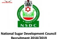 NSDC Recruitment