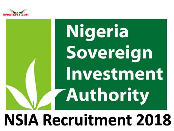 NSIA Recruitment 2018