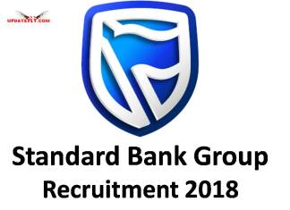 Standard Bank Group Recruitment 2018