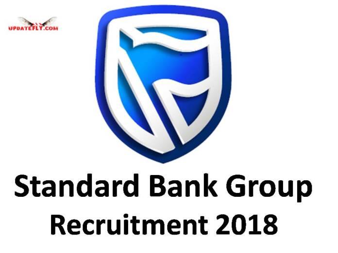 Standard Bank Group Recruitment 2018