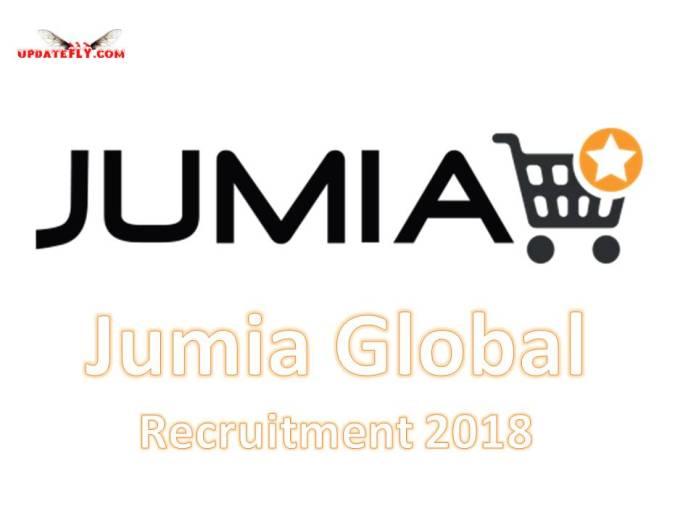 Jumia Global Recruitment 2018