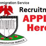 Nigeria Immigration Service Recruitment