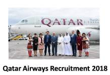 Qatar Airways Recruitment 2018