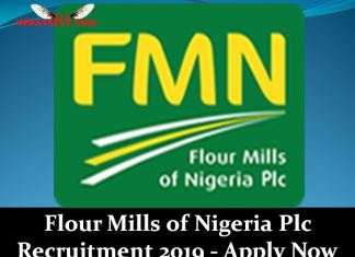 Flour Mills of Nigeria Plc Recruitment 2019