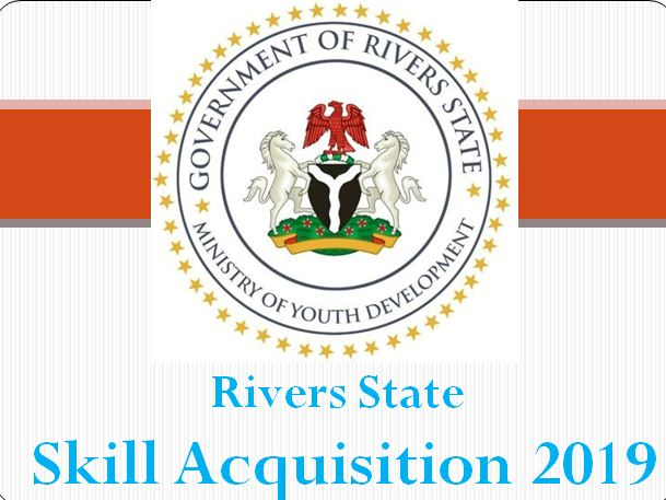 Rivers State Skill Acquisition 2019