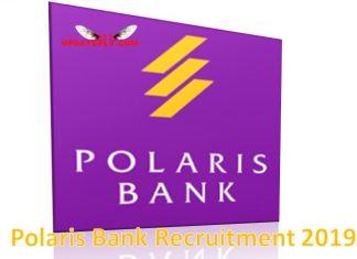 Polaris Bank Recruitment 2019