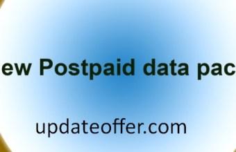 Robi Postpaid Internet Package