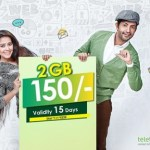 Teletalk 2GB Internet 150Tk Offer
