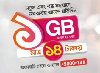 Banglalink Pohela Boishak Offer