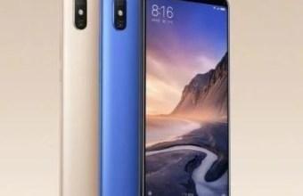 Xiaomi Mi Max 3 Price in Bangladesh & Full Specification