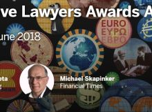 FT Innovative Lawyers Asia-Pacific 2018 - Anand and Anand Shortlisted for 4 awards