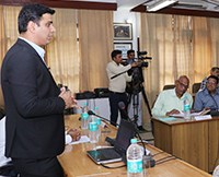 IP TRAINING FOR POLICE OFFICIALS FROM 7 STATES