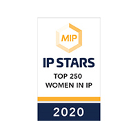 Top 250 WOMEN IN INTELLECTUAL PROPERTY - IP STARS 2020