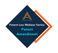 patent law webinar series