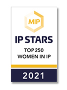 MIP IP Stars Top 250 Women in IP 2021