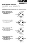 clipsal dimmer switch wiring diagram parts of the human skull - 30mbp switch, 250vac, 15a, bell press
