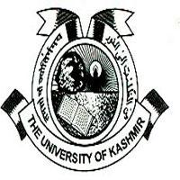 Kashmir University BA/ B Sc / B Com 2nd Year (Annual) Exam