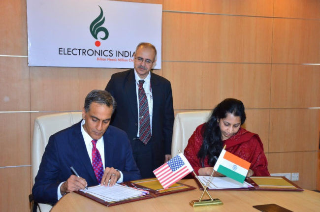 America-India-Signs-MoU
