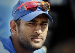 MS Dhoni Steps Down As Captain of Team India