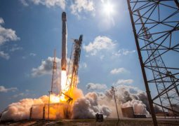 SpaceX-Falcon-9-Rocket-Launch