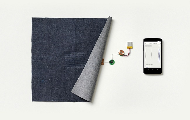 Levi's smart Commuter Trucker Jacket with Jacquard by Google now available to buy