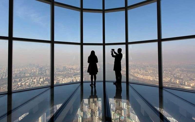 Menikmati Ketinggian Seoul Melalui The Seoul Sky