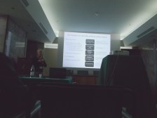 Professor Anna-Carin Olin and 'Phenotypes and endotypes of asthma'