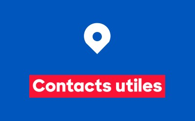 Contacts utiles 2017