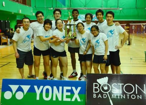 Boston Collegiate Team Picture (Spring 2014)