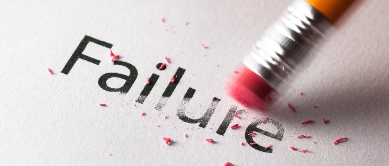 5 Reasons You Keep Failing