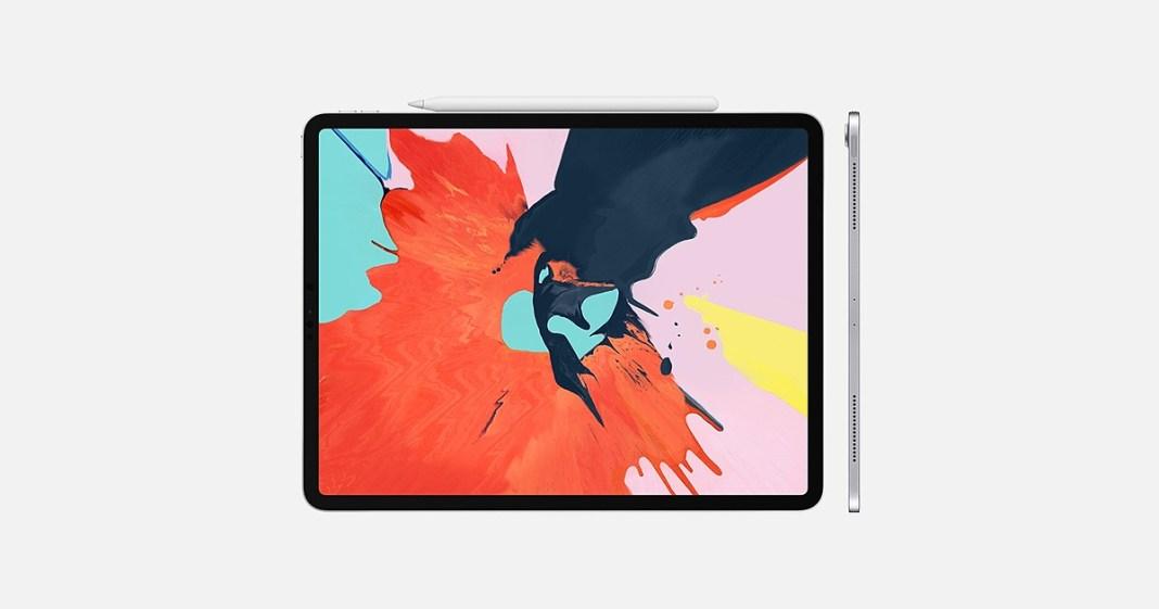 imagem ilustrativa do novo iPad pro