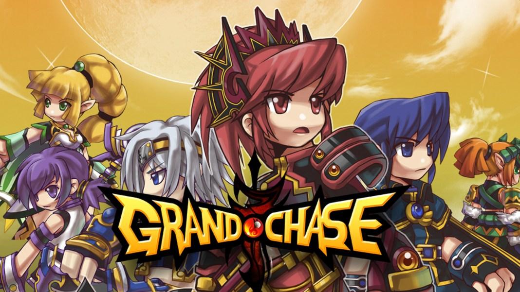 Grand Chase Classic lançado em 27 de julho