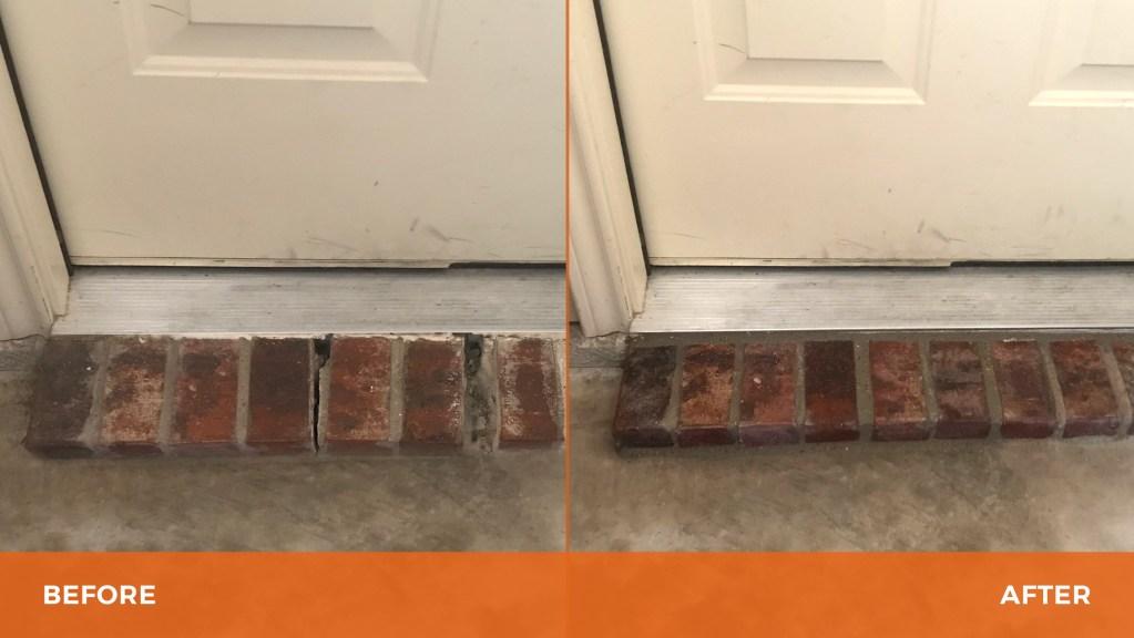 Brick Doorstep – Gee