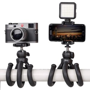 Mini Bracket Octopus Tripod Stand for Smartphone