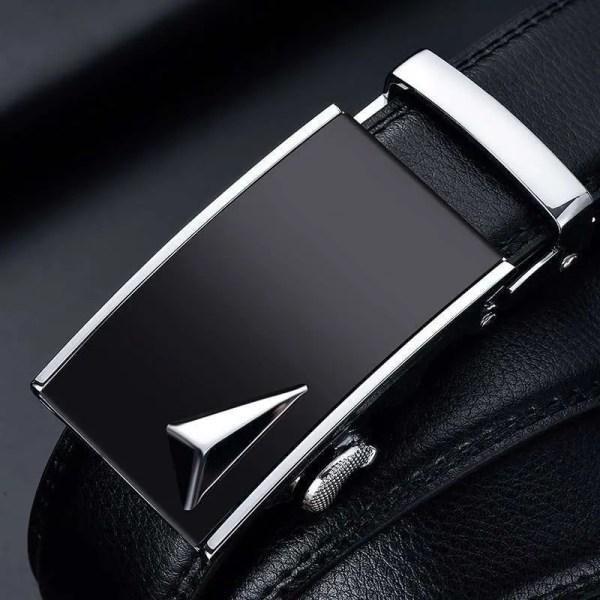 Men Top Quality Genuine Leather Belt 3