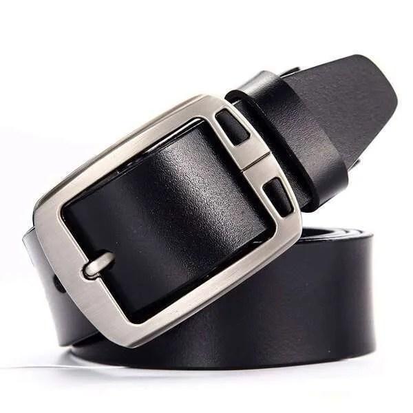 Genuine Cowskin Leather Belts for Men 14