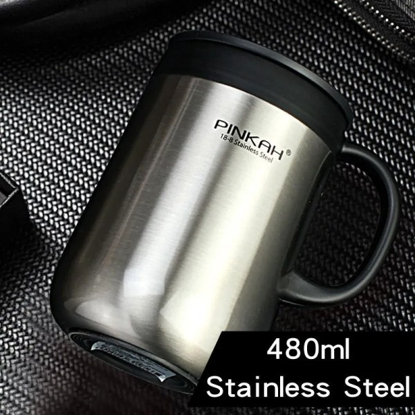 304 Stainless Steel Thermos Mug 5