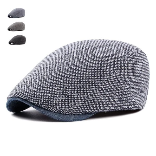Spring Summer Outdoor Berets Caps for Men and Women 1