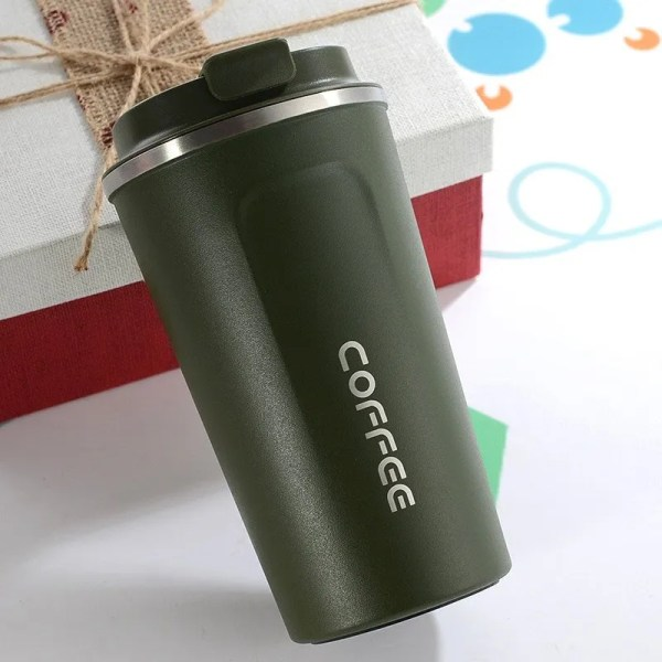New Style Double 304 Stainless Steel Mug Thermos 7