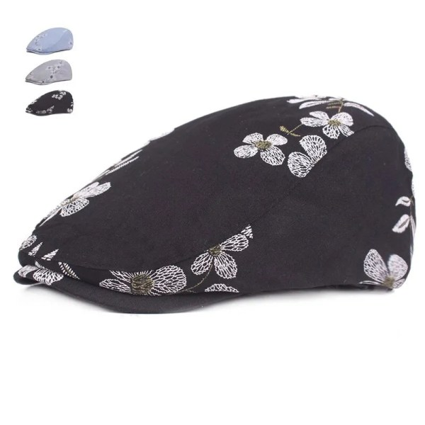 Adjustable Casual Cotton Caps for Men and Women 1