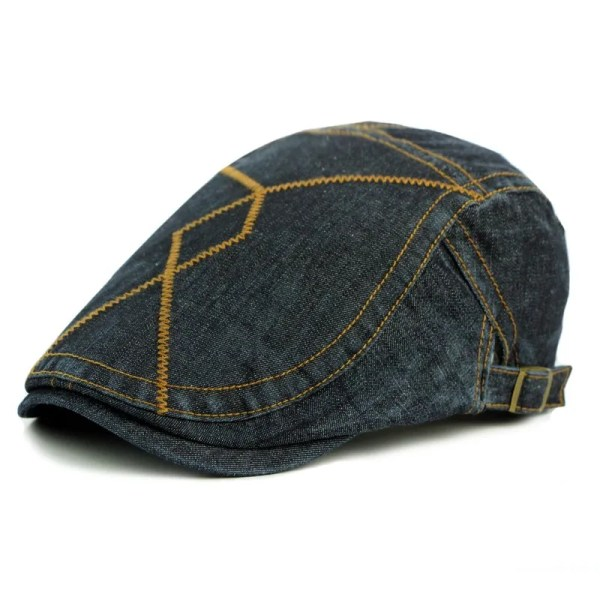 Men Fashion Jeans Hat 5