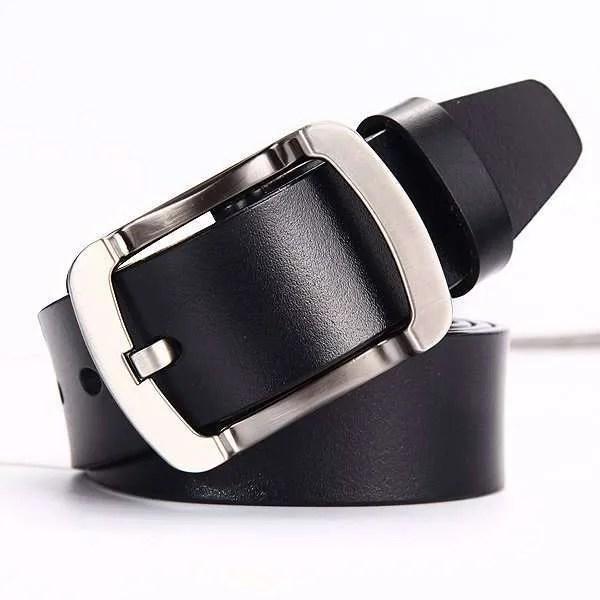 Genuine Cowskin Leather Belts for Men 8