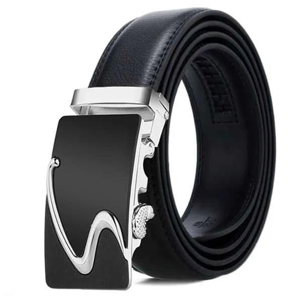Men Top Quality Genuine Leather Belt 19
