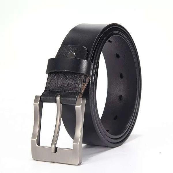 Genuine Cowskin Leather Belts for Men 13