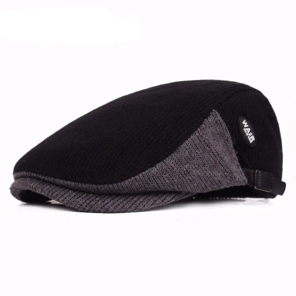 New Fashion Casual Autumn Sports Berets Caps For Men and Women 4