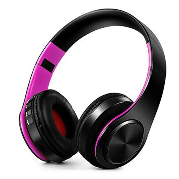 Folding Bluetooth Wireless Headphones 16