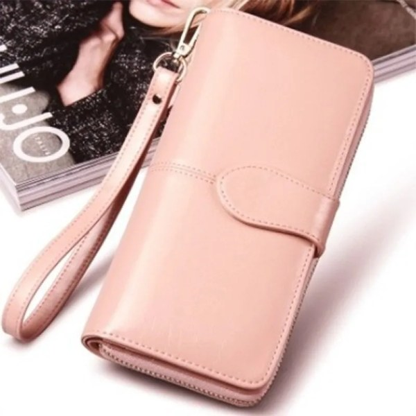 Wallet Best 2019 Women Coin Purse Long Leather Wallet 5