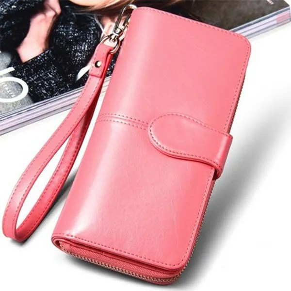Wallet Best 2019 Women Coin Purse Long Leather Wallet 6