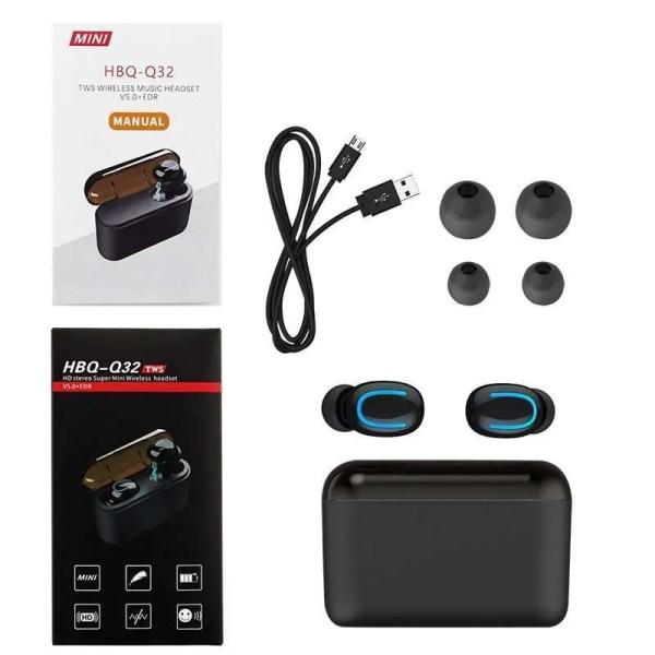 Bluetooth TWS Wireless Bluetooth 5.0 Earphones 6