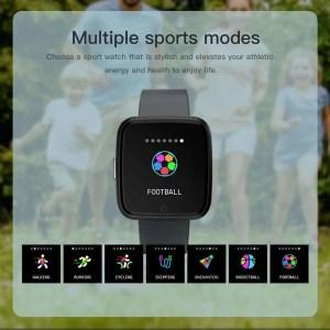 Smart Watch IP67 Waterproof Fitness Monitor